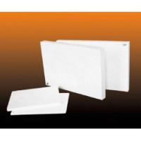 玻璃钢化加热炉应用硅酸铝陶瓷纤维板保温优势