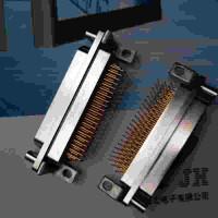 接插件J29A-37TJW弯插航空插头矩形连接器