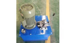 厂家出售液压站液压动力单元可定制小型液压站