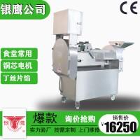 供应山东银鹰YQC-850多用切菜机铜芯电机