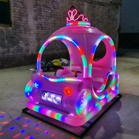 碰碰车广场游乐设备新款儿童室内室外双人型电动车