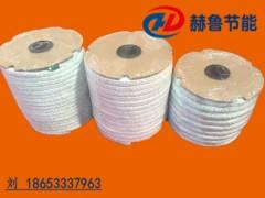 赫鲁耐高温绳硅酸铝纤维高温密封绳陶瓷纤维绳