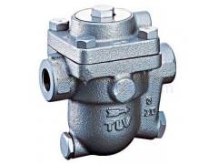 日本TLV进口浮球式蒸汽疏水阀J3X/5X/7X