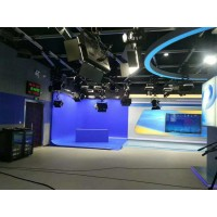 虚拟抠像设备 真三维虚拟演播室装修方案清单说明