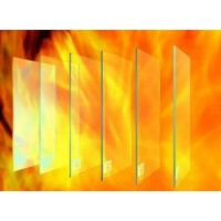 河北铯钾防火单片玻璃厂家