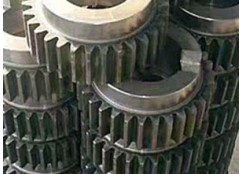 任丘齿轮、链轮、齿条、传动轴、花键轴、锥齿轮加工