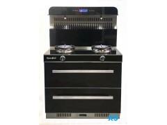 美炊MX9集成灶大容量消毒柜放更多的碗碟