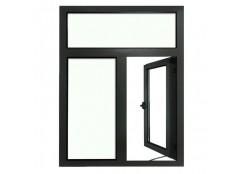 颜升铝质耐火窗 钢质防火窗 百叶窗厂家提供