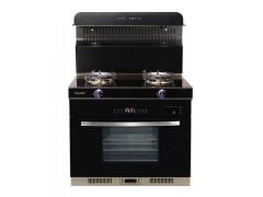 美炊ZK09蒸烤消集成灶智能烹饪模式小白成大厨
