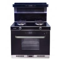 美炊ZK10蒸烤消集成灶当代干饭人就该拥的烹饪灶具
