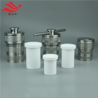NJ高压消解罐食品检测用消解罐60ml水热反应釜